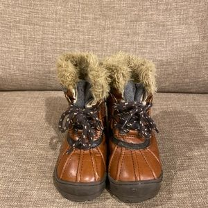 Baby Gap Size 10 Thinsulate Boots